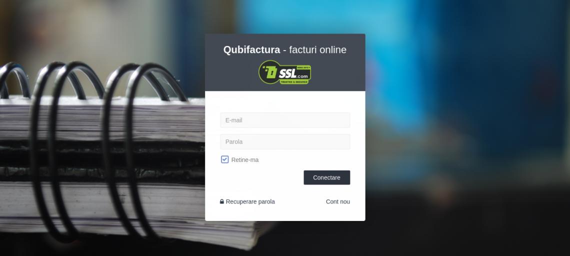 Qubifactura – cel mai simplu program de facturare online