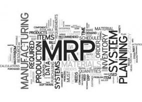 Productia si planificarea resurselor materiale (MRP)