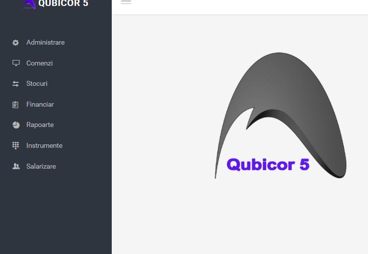 Qubicor 5 – un nou ERP